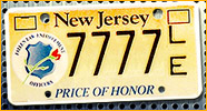 Law Enforcement Officer Memorial Plates