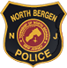 North bergen Police Department Badge
